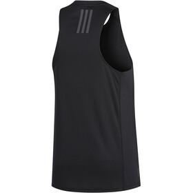 adidas Own The Run Koszulka do biegania bez rękawów Mężczyźni, black